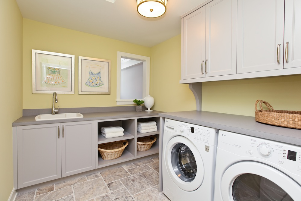 modern laundry room images - 990×660